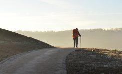 """El """"camino del Bierzo"""",  punto de partida"""